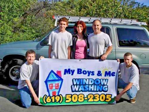 Professional Window Cleaning Services In San Diego My